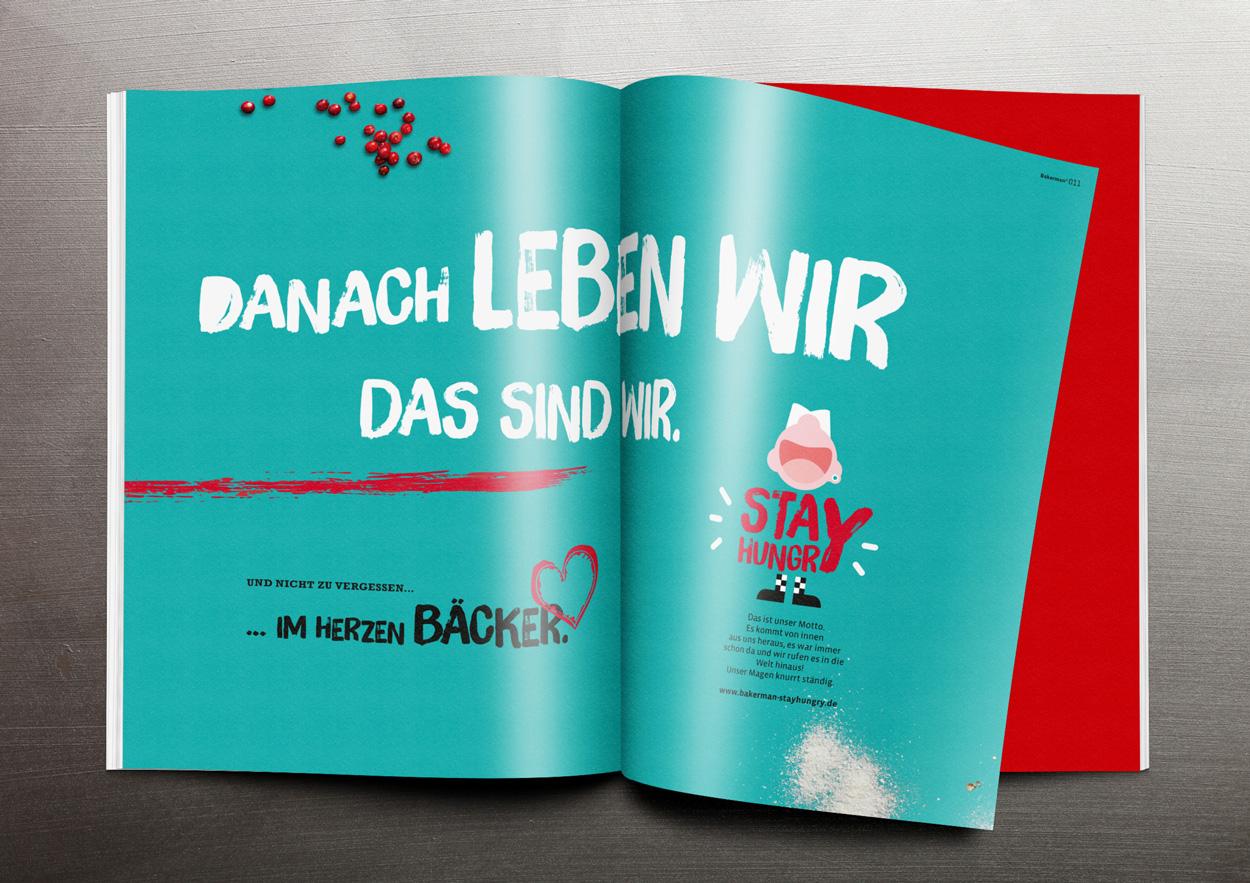 Bakerman TWINNERS Zwillingsagentur Werbeagentur Designagentur Design Werbung Konzept Emsbüren Plettenberg
