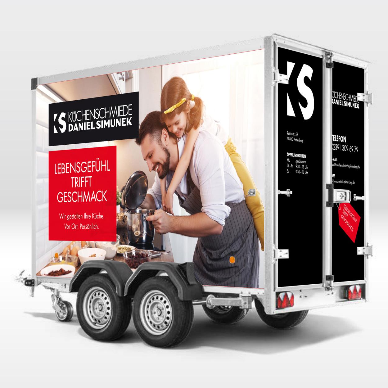 Kuechenschmiede TWINNERS Zwillingsagentur Werbeagentur Designagentur Design Werbung Konzept Emsbüren Plettenberg