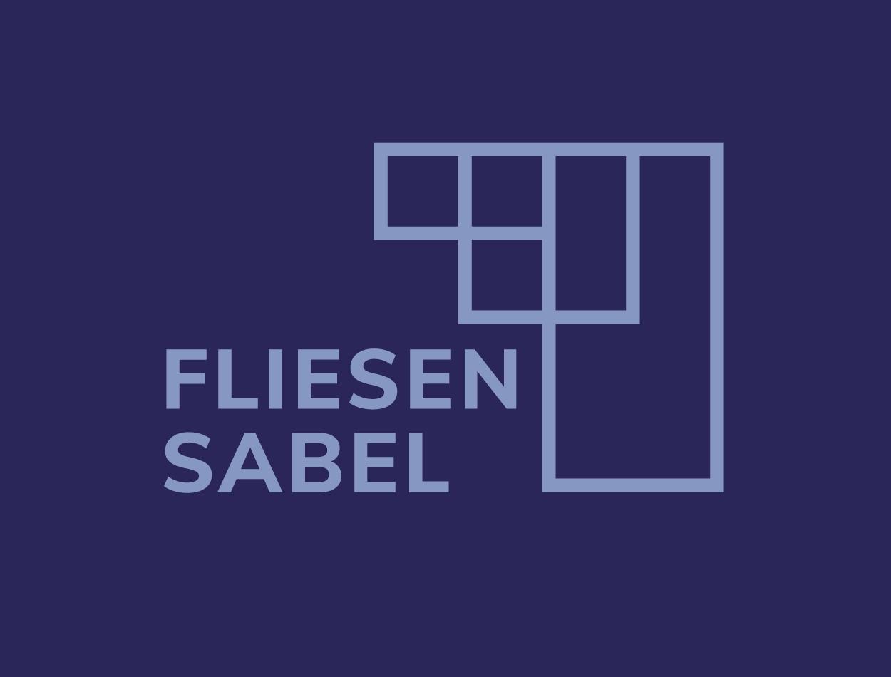 fliesensabel logo fliesen sabel TWINNERS Zwillingsagentur Werbeagentur Designagentur Design Werbung Konzept Emsbüren Plettenberg