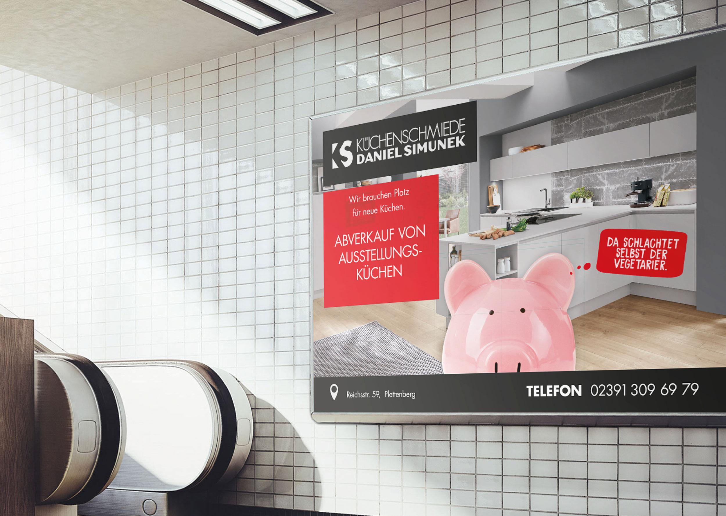 TWINNERS Zwillingsagentur Werbeagentur Designagentur Design Werbung Konzept Emsbüren Plettenberg Küchenschmiede Simunek